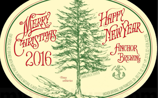 Anchor Merry Christmas Happy New year 2013, 2016, 2017