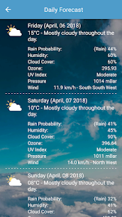 Weather Live Pro v1.9.3 [Paid] 2