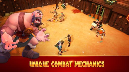 Gladiator Heroes: Clan War Games 2.3.3 screenshots 2