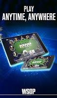Screenshot of World Series of Poker – WSOP