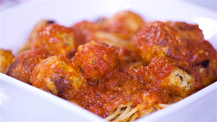 Alton Brown'S Chicken Parmesan Balls Recipe