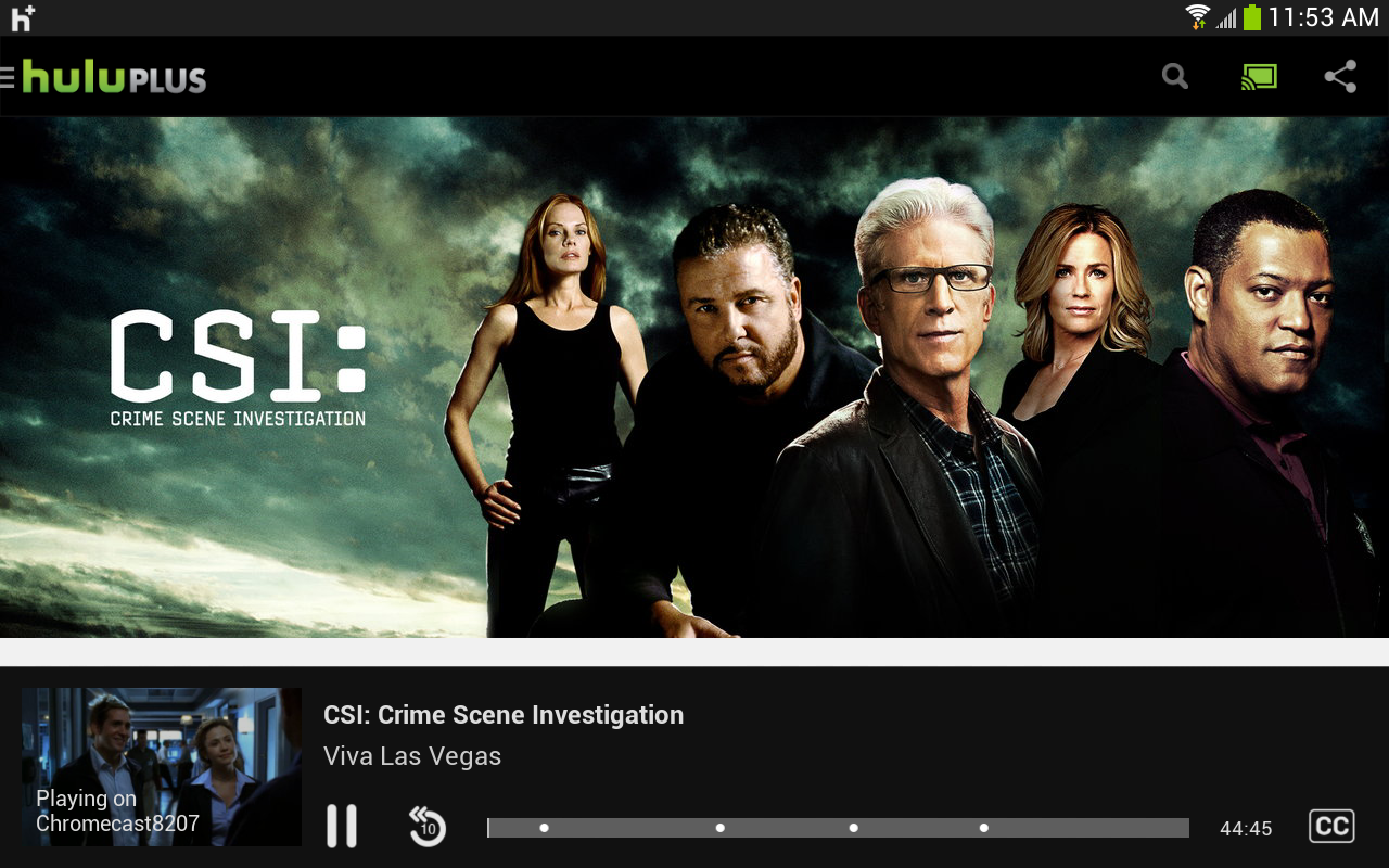 Hulu - screenshot
