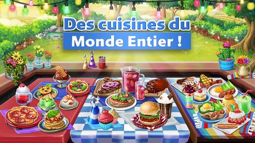 Tu00e9lu00e9charger Familles virtuelles: cuisiner APK MOD (Astuce) screenshots 2
