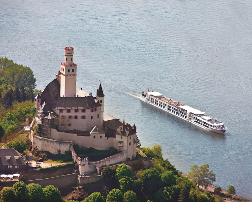 S.S. Beatrice, the first ship in Uniworld's signature Super Ships class, offers luxurious cruises along the Danube.