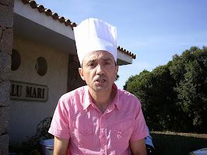 Photo: Un chef ?