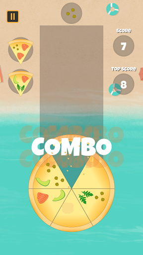 Pizza The Pie - Action Puzzle Game  screenshots 2