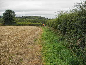 Photo: End of the Helmsley to Beadlam leg