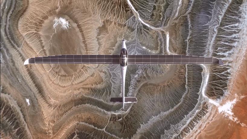 El primer avión solar comercial de dos plazas del mundo penetrará en la estratosfera