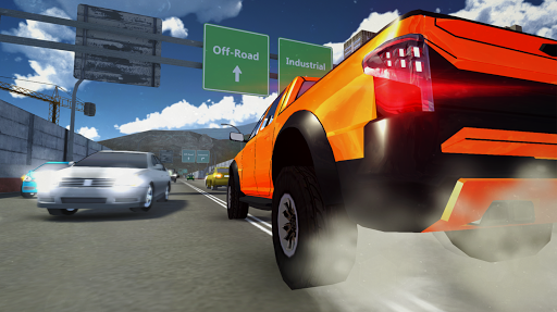 Extreme Racing SUV Simulator - screenshot
