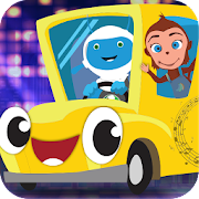 Dance game for kids - Wheels on the Bus