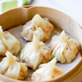 The Shrimp Wontons are out of this world! I've always wanted to know how to make them.