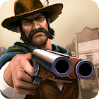 Pistola de combate del oeste - West Gunfighter icon