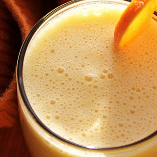 "Orange ""Julius"" Drink"