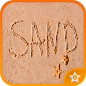 write name on sand