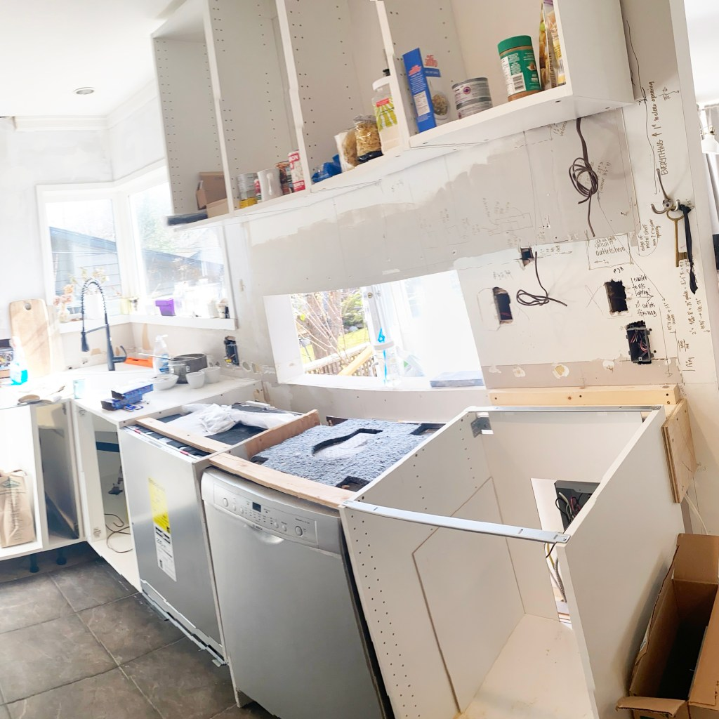 alison kent the home kitchen renovation reno construction details