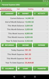 Expense Manager Screenshot 17
