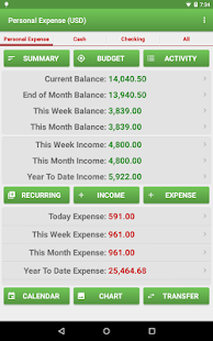Expense Manager Screenshot 17