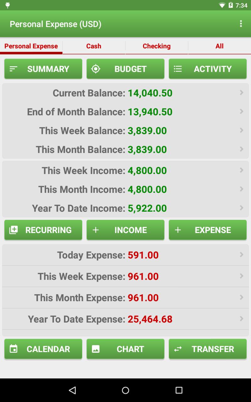 Expense Manager screenshot #17