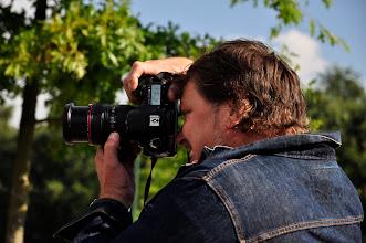 Photo: ook Piet had zijn fototoestel meegenomen