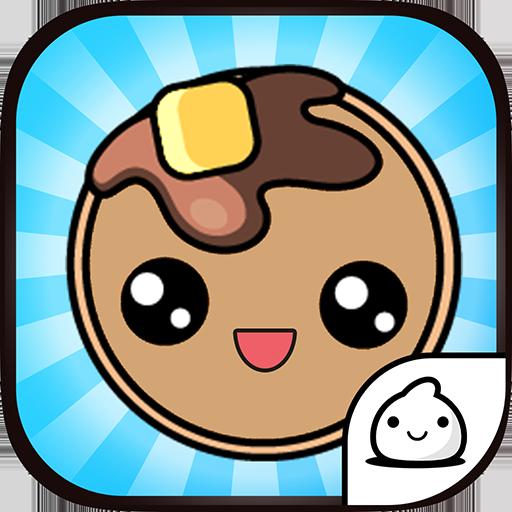 Pancake Evolution Food Clicker
