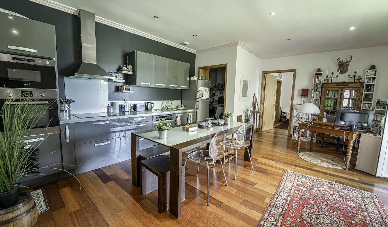 Appartement avec terrasse Bruges