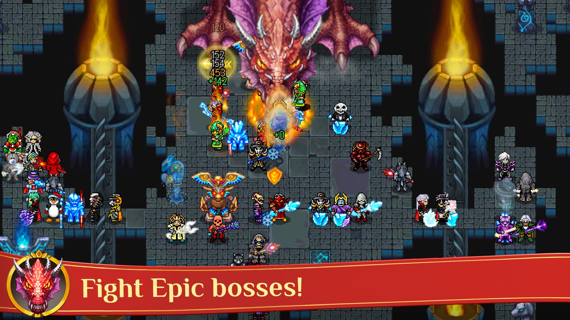 Warspear Online (MMORPG, RPG, MMO) screenshot #3