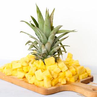 Pineapple Sausage Bites.