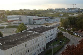 Photo: Collège Voltaire (après)