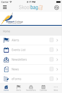 Hobart College- screenshot thumbnail