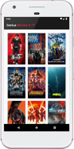 Genius Movies & TV 1.0 screenshots 1