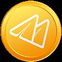 موبوگرام طلایی - گرام ضد فیلتر - گرام بدون فیلتر icon