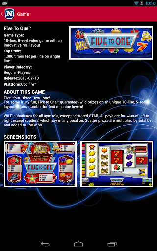 Novomatic Gaminator Slots Online  Play free slots by
