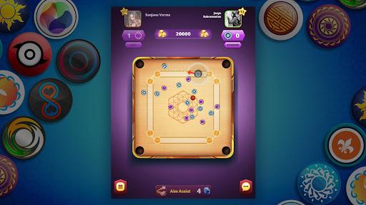 Carrom Friends : Carrom Board Game modavailable screenshots 6
