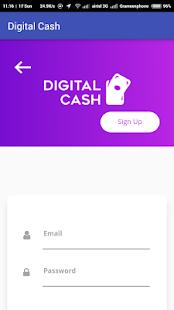 Digital Cash - náhled
