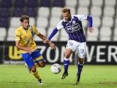 Jimmy De Jonghe scoorde op fraaie wijze de 0-1 voor Beerschot Wilrijk