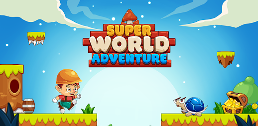 Super Adventure - Jungle World 2018 APK