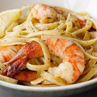 Shrimp Pasta Olive Oil Garlic Recipes