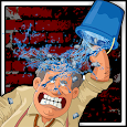 Ice bucket challenge game icon