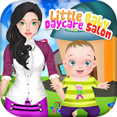 Baby Care Salon - Girls Games