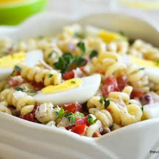 Pasta Salad with Tuna.