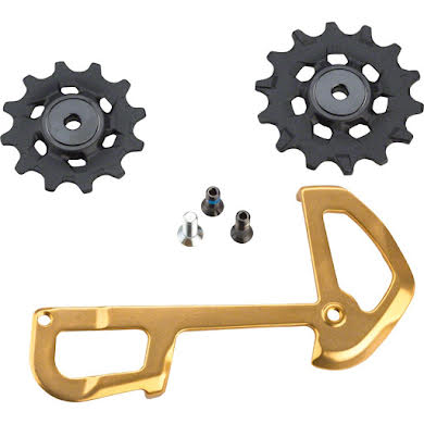 SRAM XX1 Eagle Ceramic Bearing Pulleys and Inner Cage