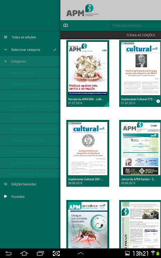 Publicações APM