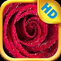Rose Live Wallpaper hd icon