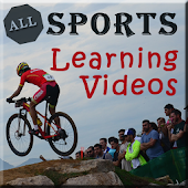 SPORTS VIDEOS : ALL Game Learning Skill App