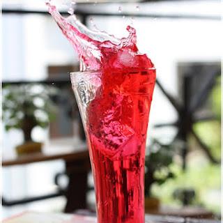 Rose - Pom Splash