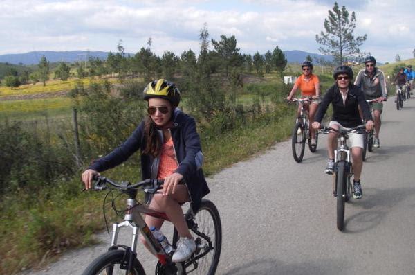 Passeio Ciclismo