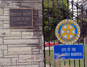 Photo: Thanks for bringing us to Mount Hope....