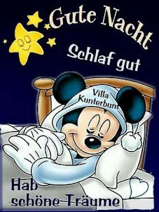 Gute Nacht und Guten Morgen Bilder GIF - náhled