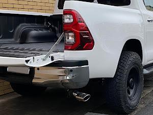 ハイラックス GUN125のカスタム事例画像 kさんの2021年01月24日16:45の投稿