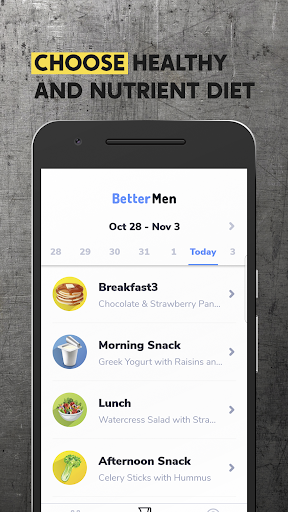 BetterMen: Workout Trainer for Android apk 5